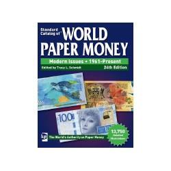 WORLD PAPER MONEY BILLETS DU MONDE DEPUIS 1961 - 24 ème Edition 2018