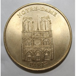 County 75 - PARIS - CATHEDRAL NOTRE DAME - MDP - 2001