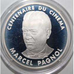 CENTENAIRE DU CINÉMA - 100 FRANCS 1995 - MARCEL PAGNOL - ESSAI - KM 1944
