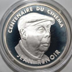 CENTENAIRE DU CINÉMA - 100 FRANCS 1995 - JEAN RENOIR - ESSAI - KM 1084