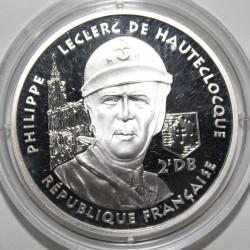 SÉRIE LA LIBERTÉ RETROUVÉE - 100 FRANCS 1994 GENERAL LECLERC DE HAUTECLOQUE 2 DB - ESSAI - KM 1039
