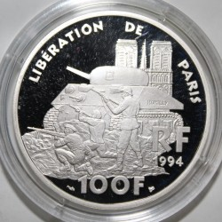 GADOURY 935 - 100 FRANCS 1994 TYPE LIBERATION DE PARIS - ESSAI - KM 1045