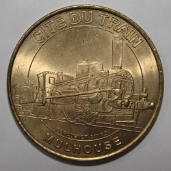 County 68 - MULHOUSE - CITY OF TRAINS - MDP - 2005