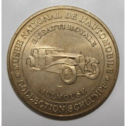 County 68 - MULHOUSE - BUGATTI ROYALE - SCHLUMPF COLLECTION - MDP - 2005