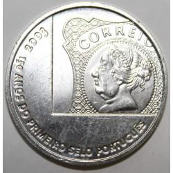 PORTUGAL - KM 749 - 5 EURO 2003 - 150ème Anniversaire du timbre poste
