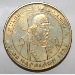75 - PARIS - MUSÉE DE L'ARMÉE - NAPOLÉON - 1769 - 1821 - MDP - 2005