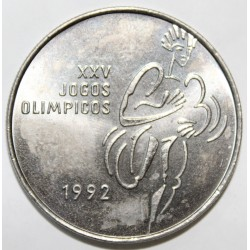 PORTUGAL - KM 662 - 200 ESCUDOS 1992 - 25th OLYMPIC GAMES