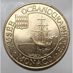 MONACO - OCEANOGRAPHIC MUSEUM - BOAT - MDP - 2005