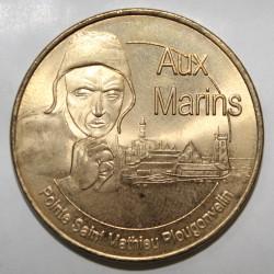 29 - PLOUGONVELIN - POINTE SAINT MATHIEU - AUX MARINS - MDP - 2005