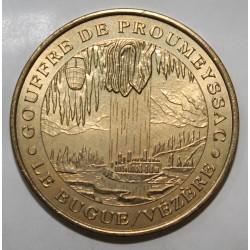 24 - LE BUGUE SUR VÉZIÈRE - GOUFFRE DE PROUMEYSSAC - MDP - 2005