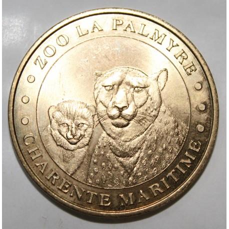 17 - LES MATHES - ZOO DE LA PALMYRE - GUÉPARDS - MDP - 2005