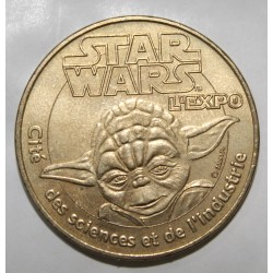County 75 - PARIS - STAR WARS - YODA - MDP - 2005