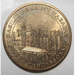 11 - CARCASSONNE - BASILIQUE SAINT NAZAIRE - MDP - 2004