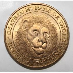 78 - THOIRY - RÉSERVE AFRICAINE - LE LION - MDP 2003