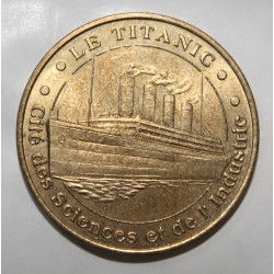 County 75 - PARIS - CITY OF SCIENCE AND INDUSTRY - TITANIC - MDP - 2003