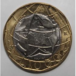ITALIE - KM 194 - 1 000 LIRE 1998 R - PIECE COURANTE