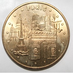 75 - PARIS - LES 4 MONUMENTS - MDP - 2003