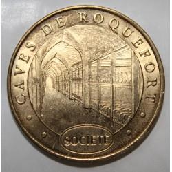 12 - ROQUEFORT - LES CAVES DU ROQUEFORT SOCIETE - MDP - 2005