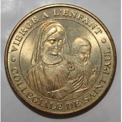 06 - SAINT PAUL DE VENCE - VIERGE A L'ENFANT - MDP - 2005