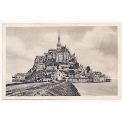 50170 - LE MONT SAINT MICHEL - ABBAYE