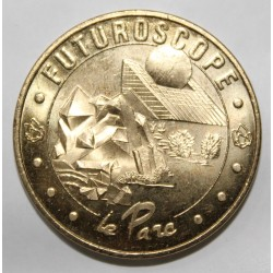 86 - JAUNAY CLAN - PARC DU FUTUROSCOPE - MDP - 2004