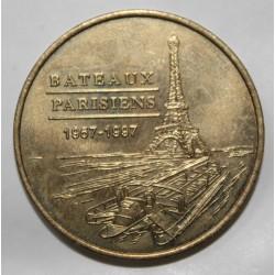 75 - PARIS - BATEAUX PARISIENS 1957-1997 - MDP SANS DIFFÉRENTS - 2004