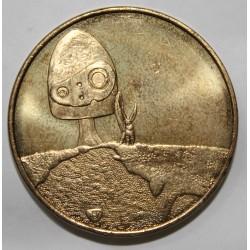 75 - PARIS - EXPOSITION MIYAZAKI MOEBIUS - LE CHATEAU DANS LE CIEL - MDP - 2004