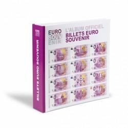 """ALBUM POUR 200 BILLETS """"EURO SOUVENIR"""" - REF 358046"""
