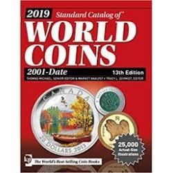 WORLD COINS 2001 - 21ème SIECLE - 13 EME EDITION 2019 - LES MONNAIES DU MONDE DEPUIS 2001 - REF1842-5