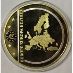 FRANCE - MÉDAILLE - BILLET DE 50 EURO