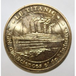County 75 - PARIS - CITY OF SCIENCE AND INDUSTRY - TITANIC - MDP - 2005