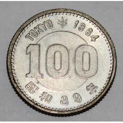 JAPAN - Y 79 - 100 YEN 1964 - OLYMPIC GAMES - SILVER