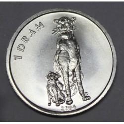 KARABAGH - KM 10 - 1 DRAM 2004 - GUÉPARD