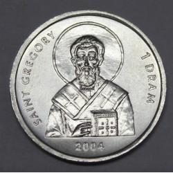 KARABAGH - KM 9 - 1 DRAM 2004 - SAINT GRÉGOIRE