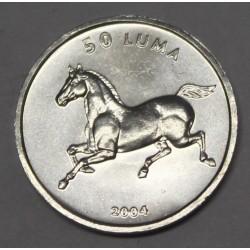 KARABAGH - KM 6 - 50 LUMA 2004 - CHEVAL