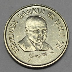 LITUANIE - KM 109 - 1 LITAS 1997