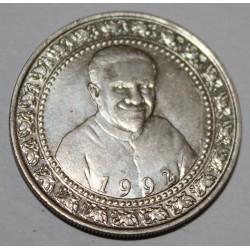 SRI LANKA - KM 151 - 1 RUPIE 1992