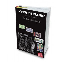 TIMBRES DE FRANCE (STAMPS OF FRANCE) 2019 - YVERT & TELLIER - VOLUME 1 (French)