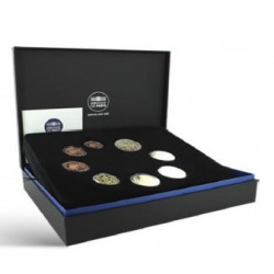 FRANCE - COFFRET BELLE EPREUVE EURO 2019