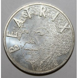 NETHERLANDS - KM 245 - 5 EURO 2003 - VINCENT VAN GOGH - SILVER