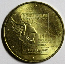 63 - CLERMONT FERRAND - 114EME CONGRES NATIONAL - SAPEURS POMPIERS - MDP 2007