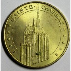 Komitat 75 - PARIS - HEILIGE KAPELLE - MDP - 2007