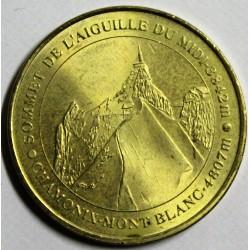 County 74 - CHAMONIX MONT BLANC - SUMMIT OF AIGUILLE DU MIDI - MDP - 2007