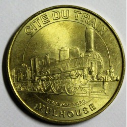 County 68 - MULHOUSE - CITY OF TRAINS - MDP - 2007