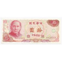 CHINE - PICK 1984 - 10 YUAN 1976