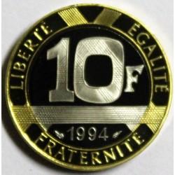 FRANKREICH - KM 964 - 10 FRANCS 1994 TYP GENIE DES BASTILLE