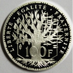 FRANCE - KM PS 9 - 100 FRANCS 1992 - TYPE PANTHEON