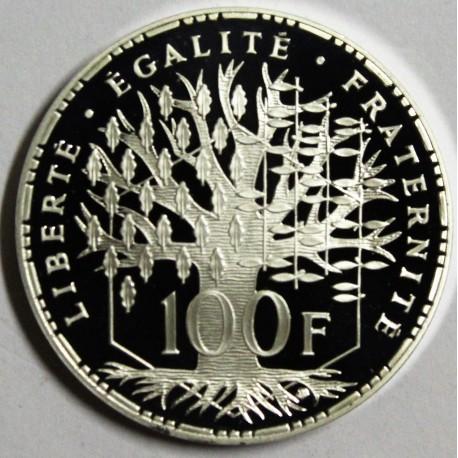 FRANCE - KM PS 9 - 100 FRANCS 1992 - TYPE PANTHEON