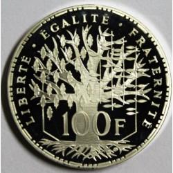 GADOURY 898a - 100 FRANCS 1993 TYPE PANTHEON - BE - KM PS12