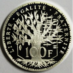FRANCE - KM PS12 - 100 FRANCS 1994 TYPE PANTHEON